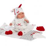 "Інтерактивна лялька New Born ""Lalo con cambiador"" - image-0"