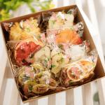 """Подарунковий набір """"ФРІПС BOX"""". Фруктові чипси та мікс горіхів - image-0"""