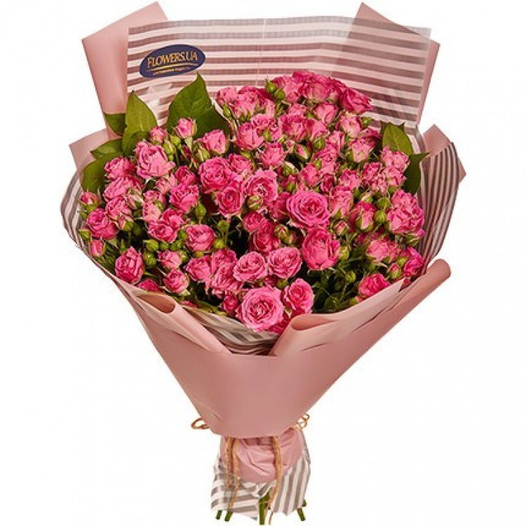 """Bouquet of roses """"My beauty!"""" - image-0"""