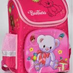 """Дитячий рюкзак """"Ведмедик"""" для дівчат - image-0"""