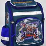 """Дитячий рюкзак """"Трансформери"""" для хлопців - image-0"""