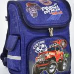"""Дитячий рюкзак """"Джип"""" для хлопців - image-0"""