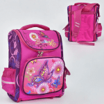 """Дитячий рюкзак """"Метелики"""" для дівчат - image-1"""