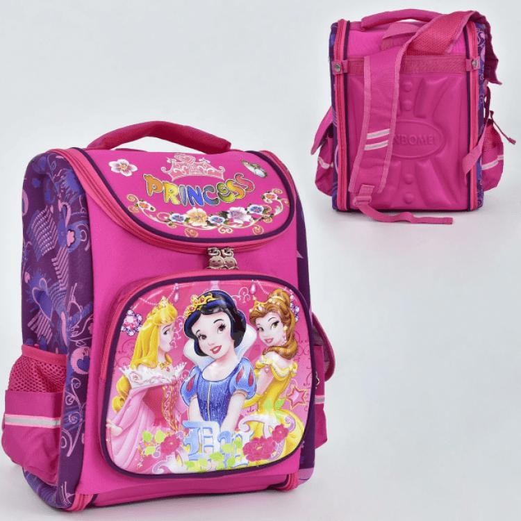 """Дитячий рюкзак """"Принцеси"""" для дівчат - image-1"""
