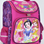 """Дитячий рюкзак """"Принцеси"""" для дівчат - image-0"""