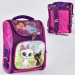 """Дитячий рюкзак """"Сова"""" для дівчат - image-1"""