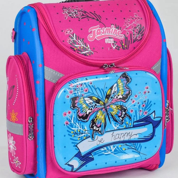 """Дитячий рюкзак """"Метелик 2"""" для дівчат - image-0"""
