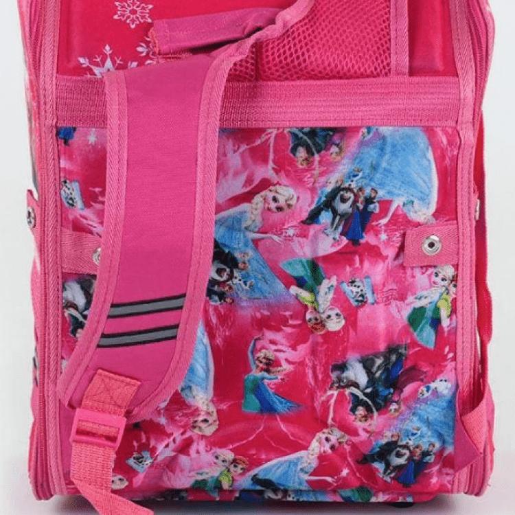 """Дитячий рюкзак """"Крижане серце"""" для дівчат - image-1"""
