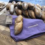 Еко-хлібниця «Льон Лавандовий» - image-1