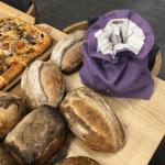 Еко-хлібниця «Льон Лавандовий» - image-2