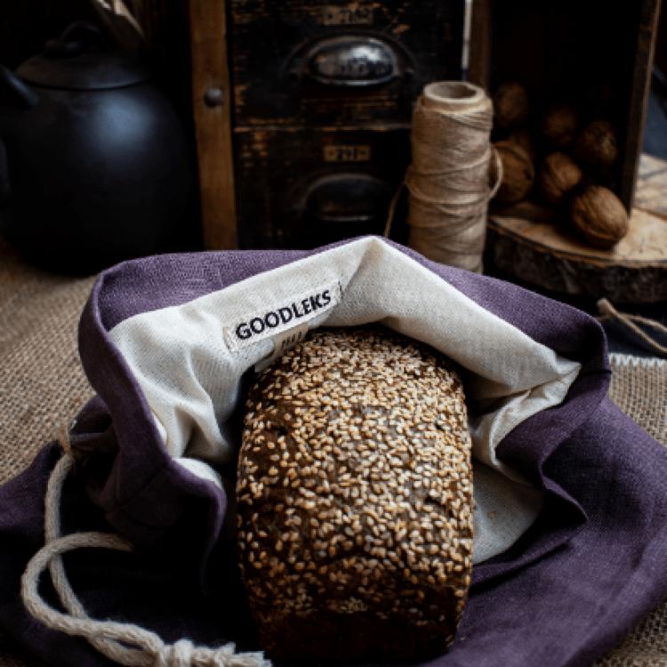Еко-хлібниця «Льон Палевий» - image-0