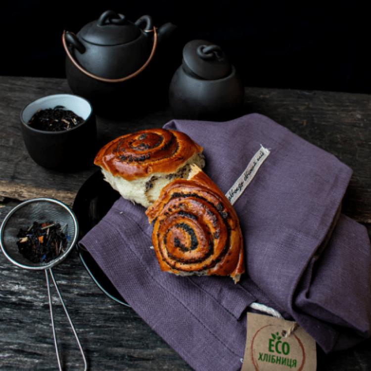 Еко-хлібниця «Льон Палевий» - image-1