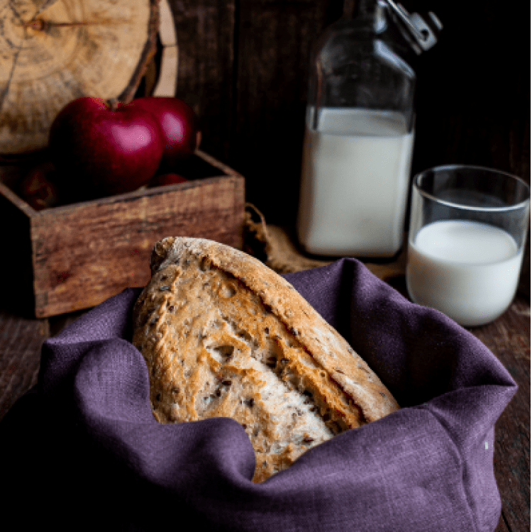 Еко-хлібниця «Льон Палевий» - image-2