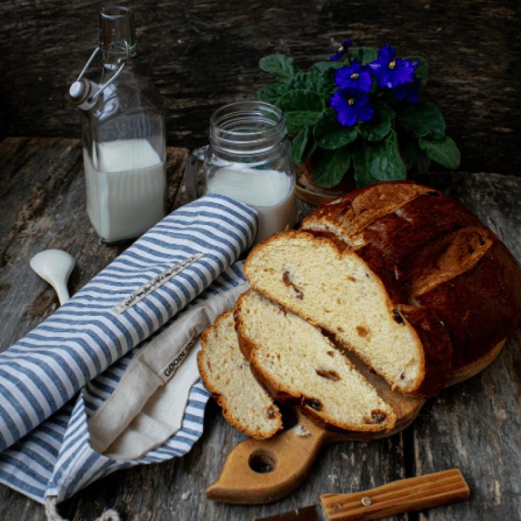 Еко-Хлібниця «Льон Смужка» - image-1