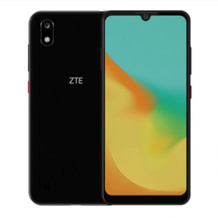 МОБІЛЬНИЙ ТЕЛЕФОН ZTE BLADE A7 2/32GB BLACK - image-0