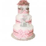 "Торт із памперсів ""Bunny"" - image-0"