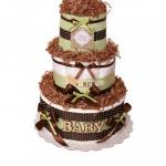 """Торт із памперсів """"Brand New"""" - image-0"""