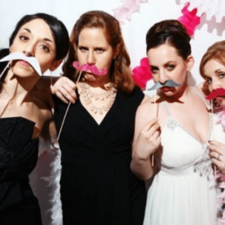 "Набір фотобутафорії ""Moustache"" - image-1"