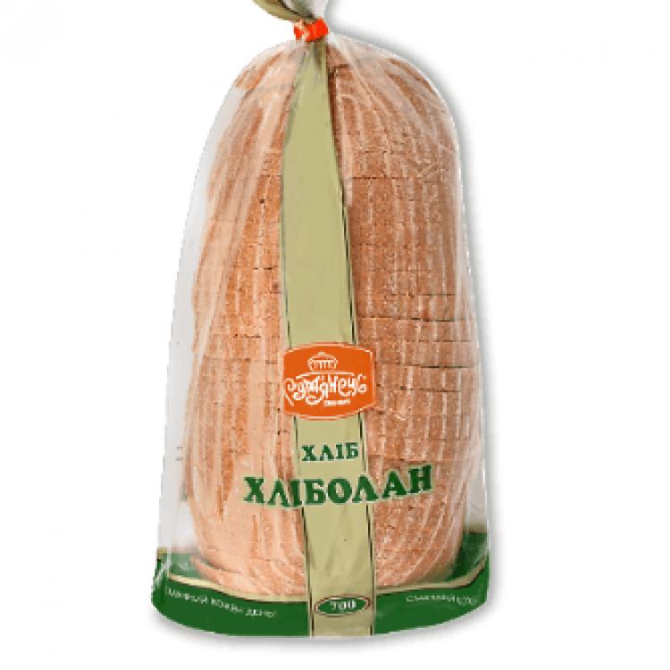 Хліб «Хліболан» нарізаний - image-0