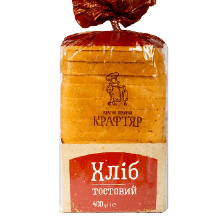 Тостовий хліб - image-0