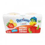 Йогурт «Растішка»,полуниця, 115 г - image-0