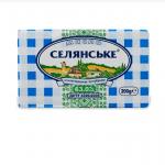 Масло солодковершкове «Селянське», 200 г - image-0