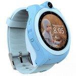 Смарт-годинник GoGPS ME K19 Синій (K19BL) - image-0
