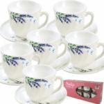 "Чайний сервіз ""Лаванда"" - image-0"