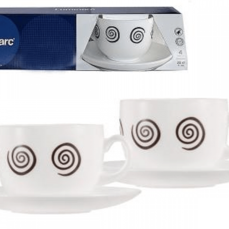 "Чайний сервіз ""Essence Sirocco Brow"" - image-0"