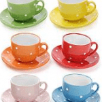 """Чайний набір """"6 кольорів"""" - image-0"""