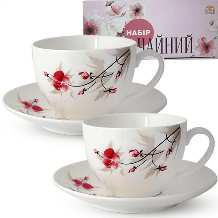 """Чайний сервіз """"Космея"""" - image-0"""