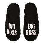 """Домашні тапки """"Big boss"""" - image-0"""