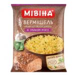 Вермішель швидкого приготування Мівіна (м'ясо) - image-0