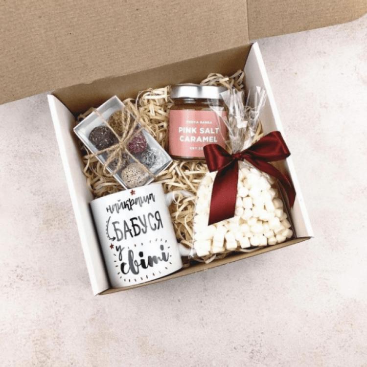"""Подарунковий набір """"Любій бабусі"""" - image-0"""