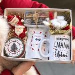 """Подарунковий набір """"Мамі на Новий Рік"""" - image-0"""