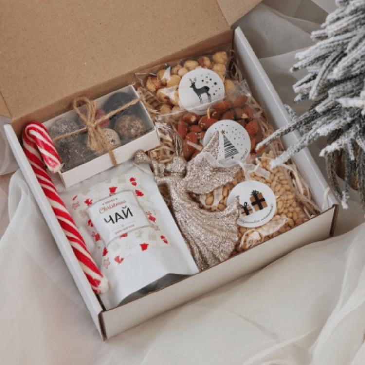 """Подарунковий набір """"Новорічний ангел"""" - image-0"""