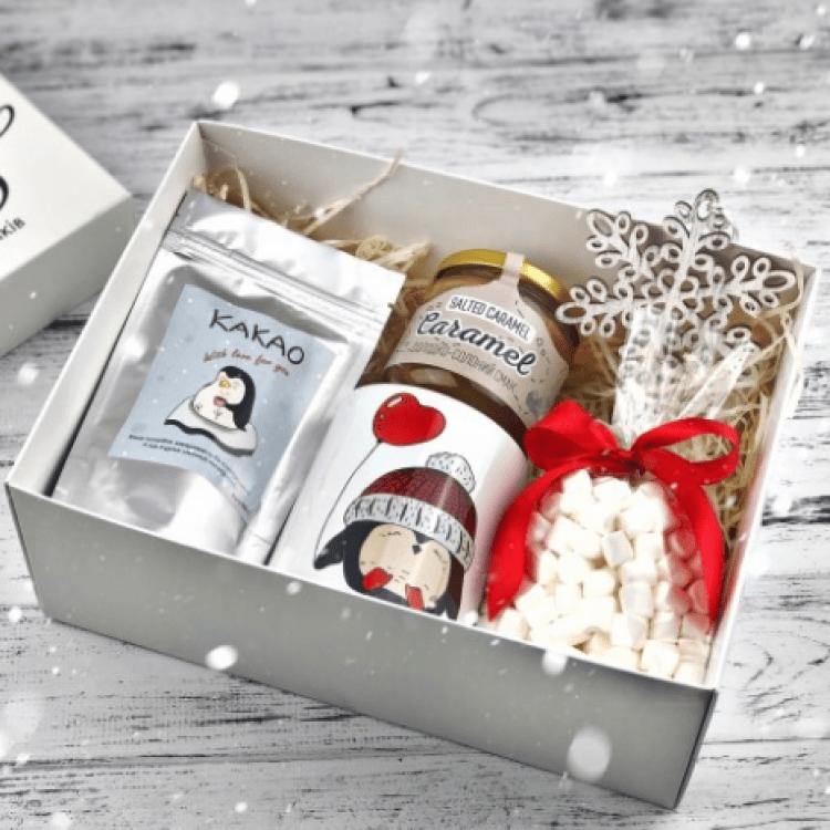 """Подарунковий набір """"Пінгвін"""" - image-0"""