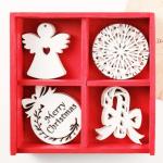 """Набір новорічних іграшок """"Солодке Різдво"""", 12 шт. - image-0"""