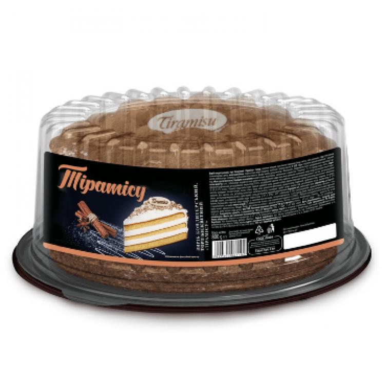 """Торт """"Тірамісу"""", 800 г - image-0"""