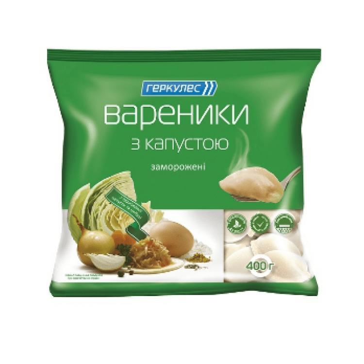 Вареники 0,4 кг з капустою - image-0