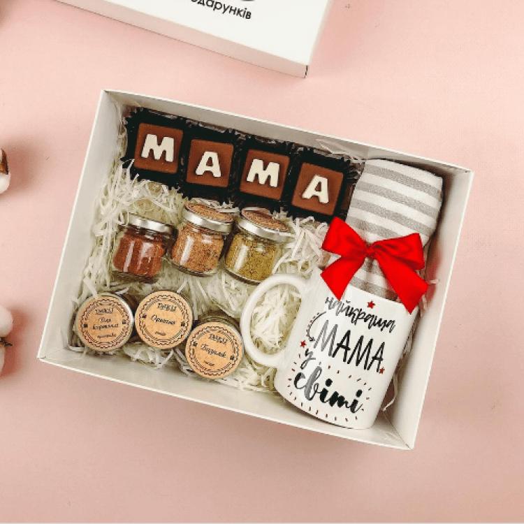 """Подарунковий набір """"Найкращій мамі"""" - image-0"""