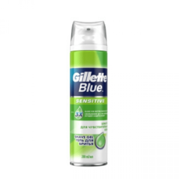 Гель для гоління, для чутливої шкіри - image-0
