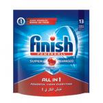 Таблетки для миття посуду в посудомийних машинах, 13 шт. - image-0