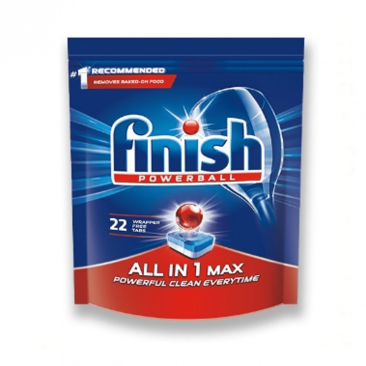 Таблетки для миття посуду в посудомийних машинах, 22 шт. - image-0