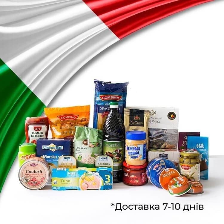 """Набір продуктовий """"Закордоннi смаколики"""", 25 од. - image-4"""