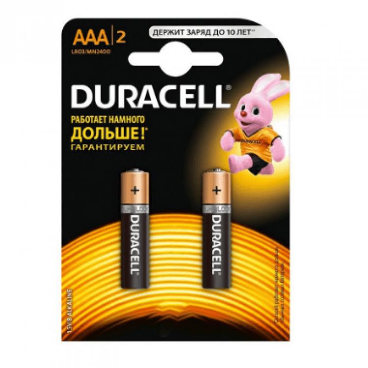 Батарейки, 2 шт., ААА - image-0