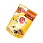 Корм консервований для собак, 100 г - image-0