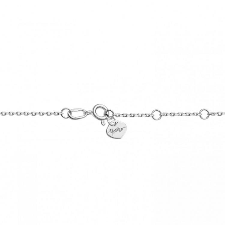 """Браслет срібний """"Серце і циркон"""" - image-3"""