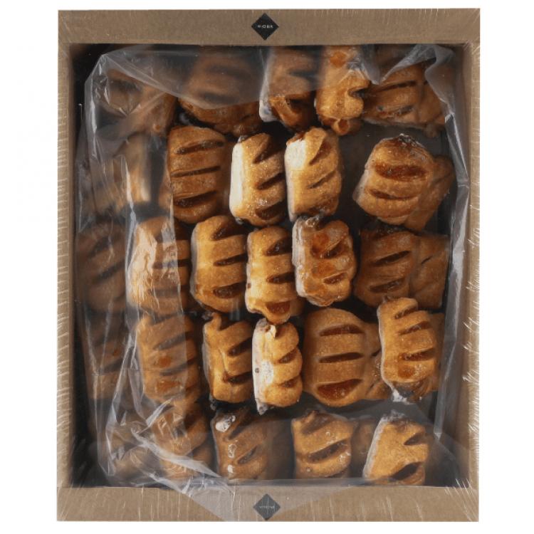 Печиво Rioba Шалене полуниця, 1кг - image-0
