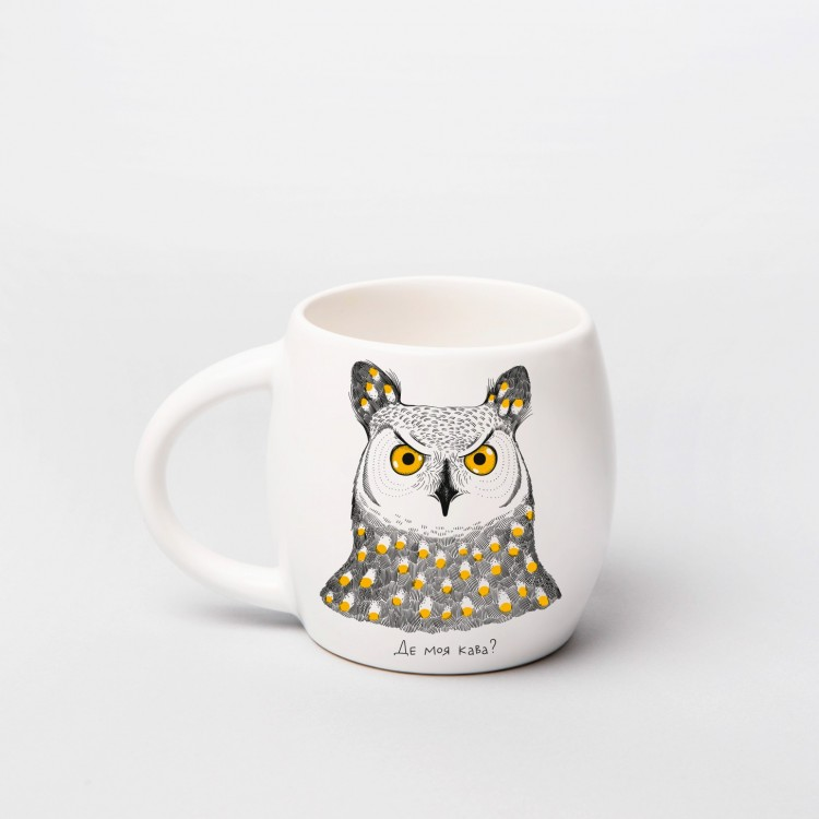 """Чашка """"Сова"""" - image-0"""